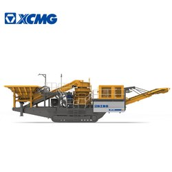 XCMG Cast Iron Mobile Cone Crusher, Capacity: 590 Tph, Model Name/Number: XPY1300