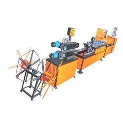 Single Wall Plastic Corrugated Pipe Manufacturing Machine