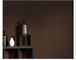 Paper PVC,Laminated Wood Texture Wallpaper