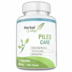 Herbal Valley Piles Care Capsules