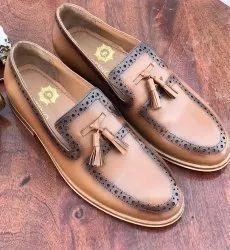 Leather Formal Mocassin Shoe