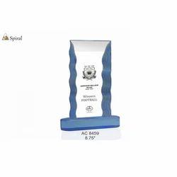 Acrylic Spiral Awards