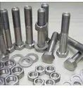 Monel 400 Stud 2 Nuts