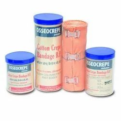 OSSEOCARE Cotton Osseocrepe Crepe Bandage, for Hospital