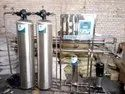 Mini Package Drinking Water Plant