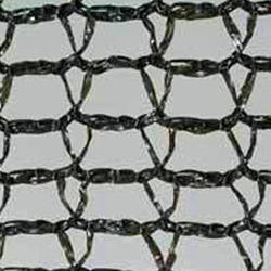Green/Black/White HDPE Plastic Agro Shade Net 35%, Shape: Crop Support Net
