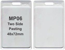 MP06 Plastic ID Card Holder