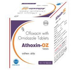 Ofloxacin with Ornidazole Tablets