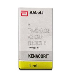 Triamcinolone Acetonide Injection IP 10 mg/ml