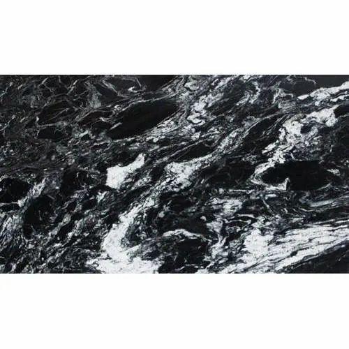 Granite Stone River Black Granite