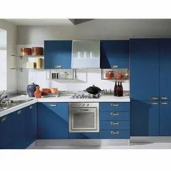 Modular Kitchen and Wardrobe Shutters