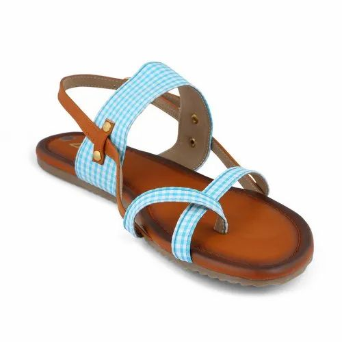 9bfa5e8023da Ladies Sandals - Z-51 Cross Strap Toe Buckle Ladies Sandals ...