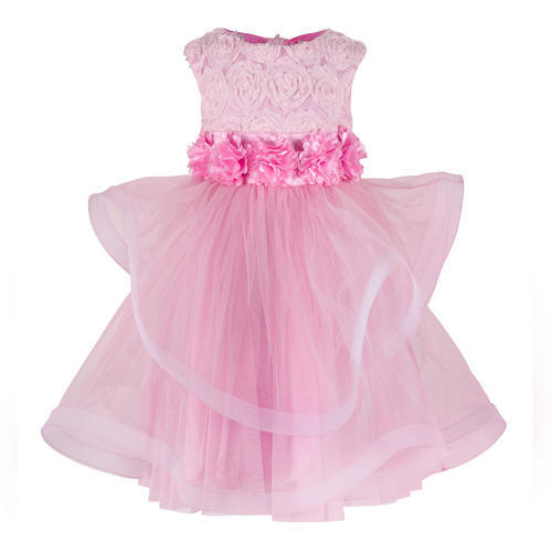 9dfa3a3d9ed9 Toy Balloon Kids Baby Pink Girls Party Dress