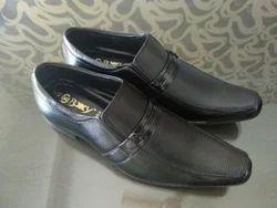 Mens Black Formal Shoes, Size: 6 - 10