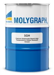 Molygraph Grease-Sgh 100 S / 200 S High Temp.Grease
