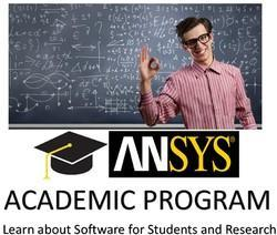 Ansys Academic CAE Software
