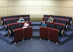 Lecture Hall Seating Godrej Enlighten Stepped Flooring