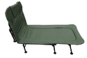 Folding Camping Bed - Padded - Dark Green