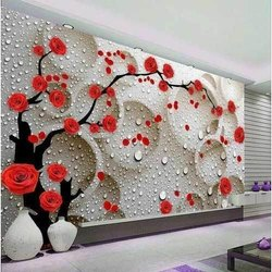 Customize 3D Wallpaper