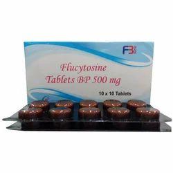 Flucytosine Tablets BP 500 mg