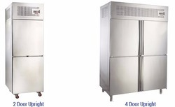 Stainless Steel ELANPRO Commercial Vertical Refrigerator
