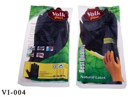 Alkali Resistant Rubber Palm Gloves, Usage: Gardening
