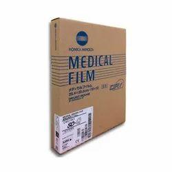 Konica Minolta Dry Medical Film for Hospital, Length: 25.4 X 30.5cm (10X12)