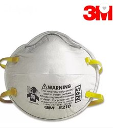 N 95 Masks 3 M 8210