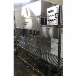 20 Liter Semi Automatic Jar Filling Machine