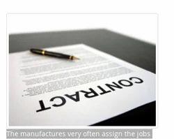 Job Contract Service