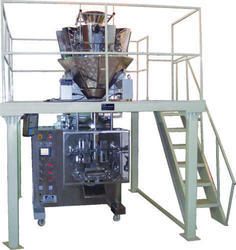 5 to 25 Kg Weigh Scales Granules Packaging Machine