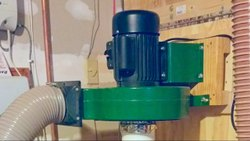 Wall Mounted Dust Collector