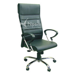 NF-117 Scroll High Back Executive Chair