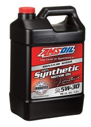 Amsoil 5W30 fully synthetic oil, Packaging Type: Can, Pack Sizes Lt/Kg: 3.78 Litre