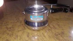 Anchor Silver Aluminium Handi Cooker, For Hotel, Size: Advanced
