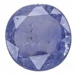 Oval Round - Cut Ceylon Blue Sapphire