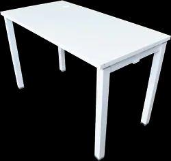 VEETON Rectangular MODERN OFFICE TABLE (KR-01), Size: 1200l X 600d