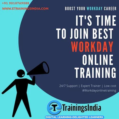Workday Online Training in Hyderabad, Vittalrao Nagar, Madhapur by