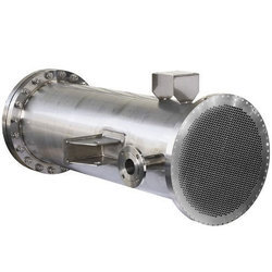 Ss 304, Ss 316 Stainless Steel Industrial Heat Exchanger