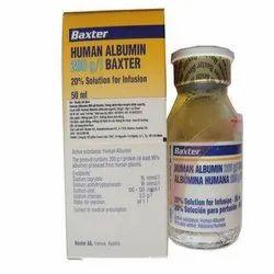 Human Albumin Infusion