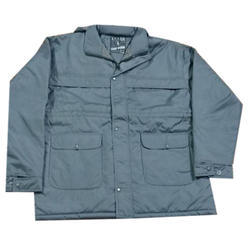 Royalry Cotton and Polyester Full Sleeve Parachute Jacket