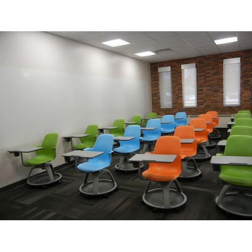 Education Interior Designing Services, Work Provided: Wood Work & Furniture