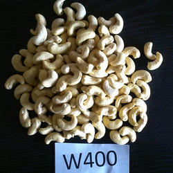 250 g W400 Cashew Nuts, Packaging: Packet