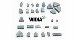 WIDIA BRAZING CARBIDE TIPS, For Industrial