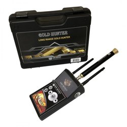 GER Detect Gold Hunter Geolocator Metal Detector