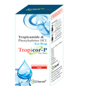 Tropicamide 0.8%  And Phenylephirine 5% Eye Drops (tropicor-p)