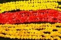 Artificial Marigold Flower String Or Garland