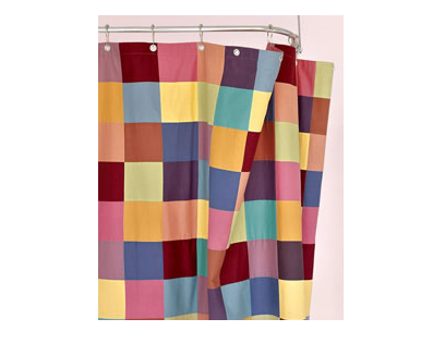 Product Image Read More Multicolor Bathroom Curtain