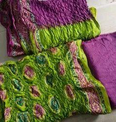 Havy gadhwal silk dress matiral