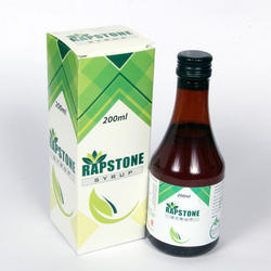 Ayurvedic Syrup for Stone Removing, Grade Standard: Food Grade, 200ml